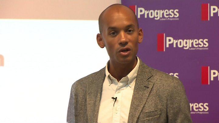 Chuka Umunna tells Jeremy Corbyn to 'call off the dogs'