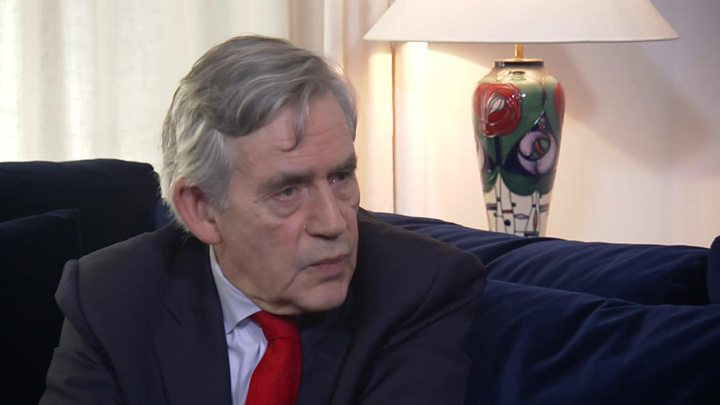 World is on course for another crash, says Gordon Brown