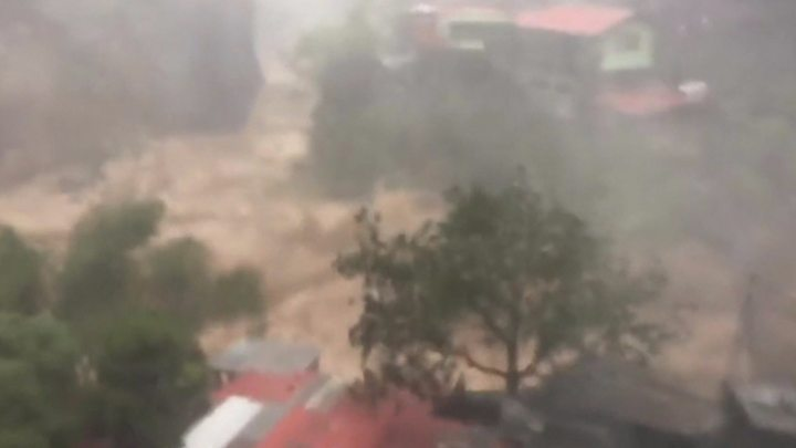 Flash Floods And Landslides Have Led To Fatalities In The Philippines