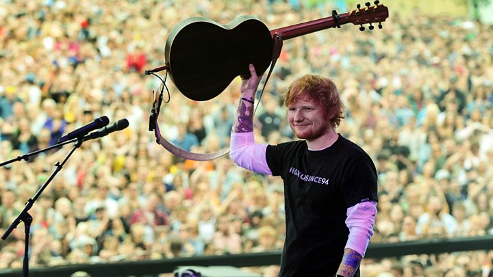 Ed Sheeran to play homecoming gigs in Ipswich and Leeds