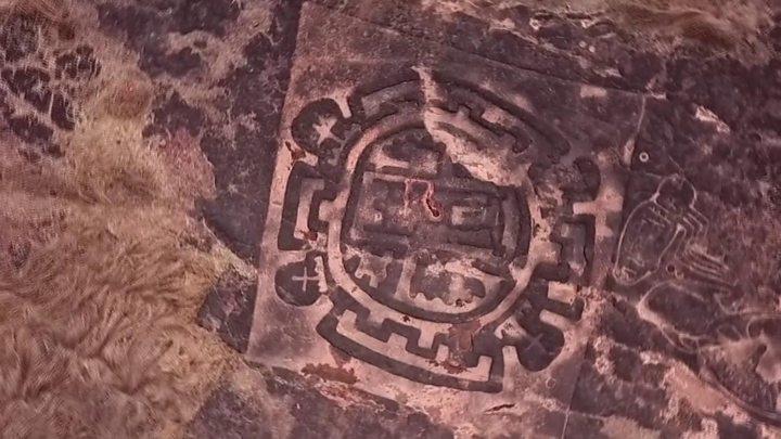 Prehistoric art hints at lost Indian civilisation