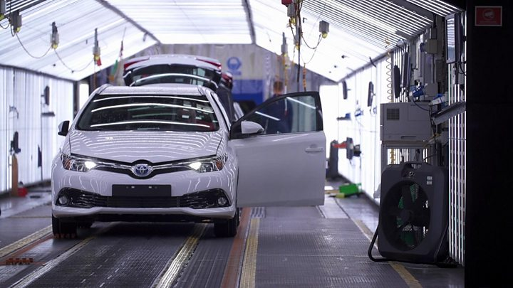 Toyota: No deal Brexit would hit investment