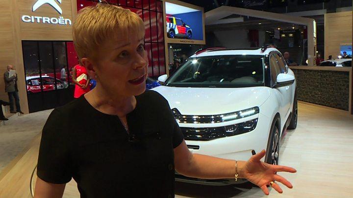 Citroën Boss Where Does My Handbag Go BBC News - Car show jackson ms