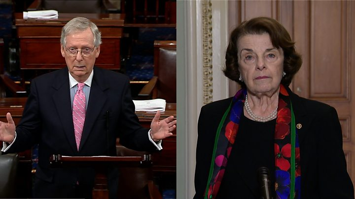 McConnell Praises Sen. Collins, Responds to Susan Rice Possibly Floating Opposing Bid