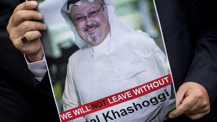 Suudi gazeteci Cemal Kaşıkçı : Ülkeme gidebileceğimi düşünmüyorum(10 Ekim2018 )