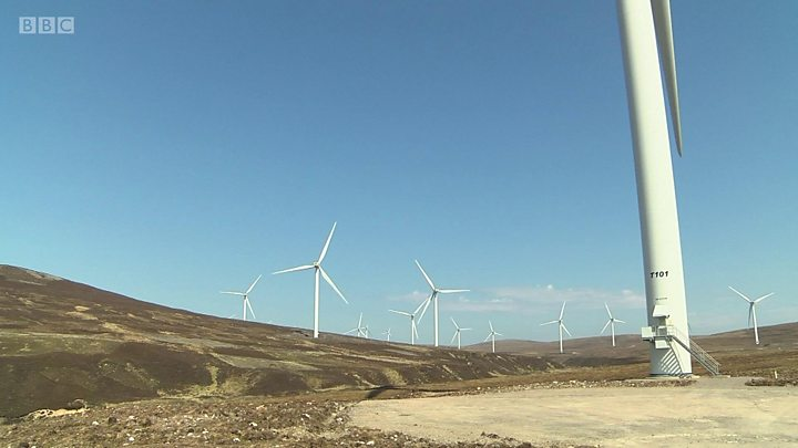 Scottish Power to use 100% wind power after Drax sale
