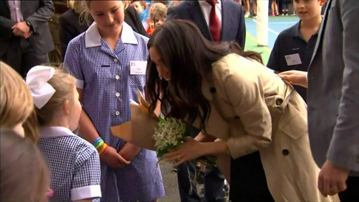 Meghan Markle Reveals Her First Job Was Taking Out the Trash