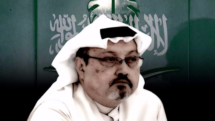 Saudi king, crown prince send condolences to Khashoggi´s son