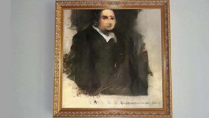 This AI sold a painting for £337000