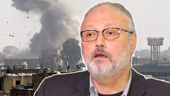 Khashoggi's body was 'dissolved' after murder
