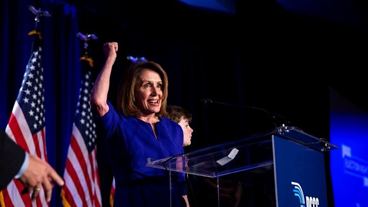 Democrats ready to pursue aggressive Trump oversight: Pelosi