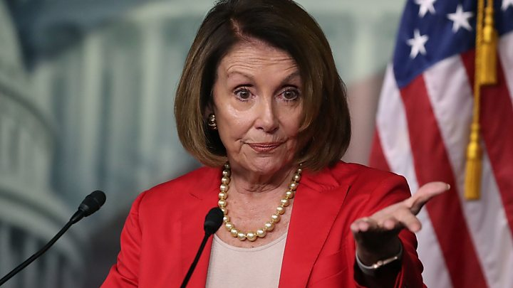 Pelosi nominated to lead by House Democrats