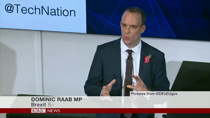 Dominic Raab 'hadn't understood importance' of Dover-Calais crossing