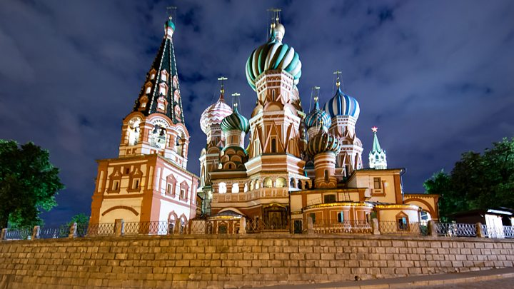 Russian Cthedral