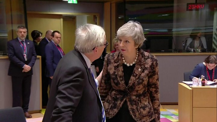 May promises further talks with European Union to get 'assurances' on backstop