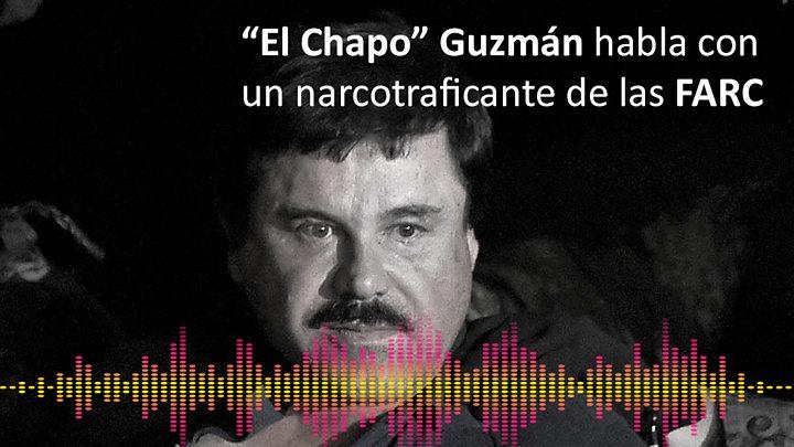 La Grabación De La Negociación Entre El Chapo Guzmán Y Un Narco De Las Farc