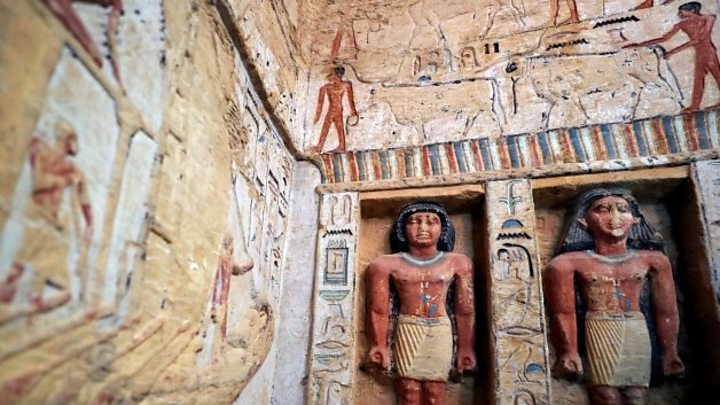 Egypt unearths tomb of Fifth Dynasty priest Wahtye in Saqqara
