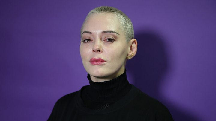 Rose McGowan is suing Harvey Weinstein