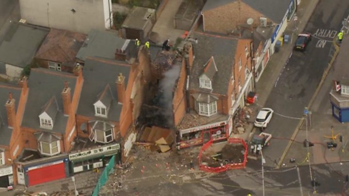 d953e8cef46 Leicester explosion: Three men guilty of murdering five people - BBC ...