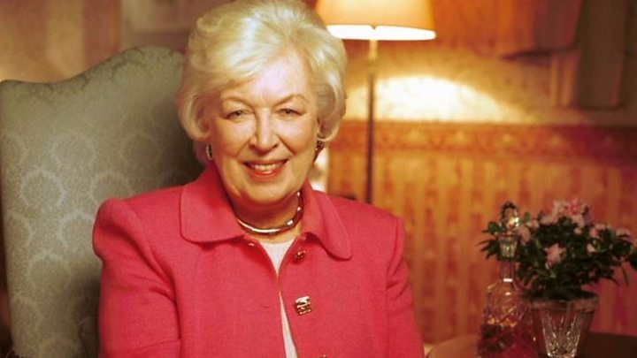 Goodbye to June Whitfield, the golden girl of British comedy