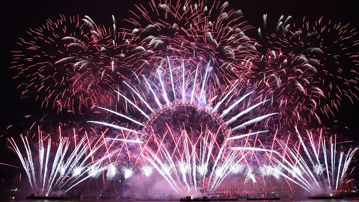 Images new years eve fireworks london without ticket area