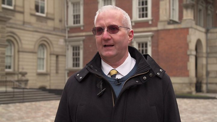 Four Embassies Work To Help Paul Whelan, Accused Of Spying In Russia
