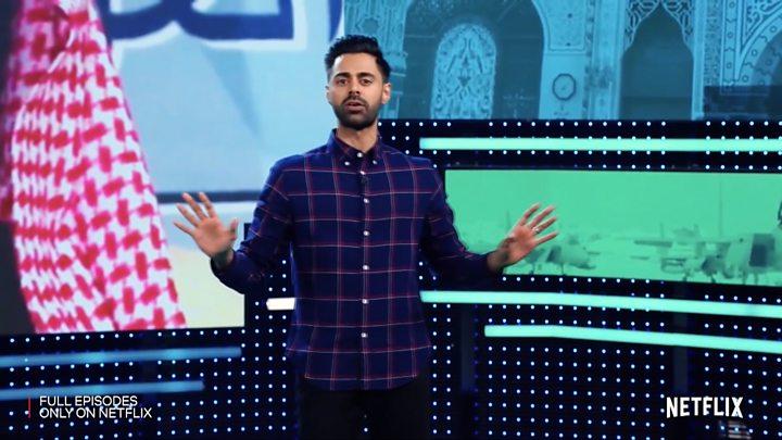 Hasil gambar untuk Netflix removes Hasan Minhaj comedy episode after Saudi demand