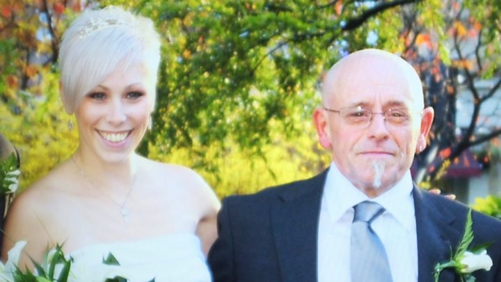 'My dad killed himself after paedophile claims'