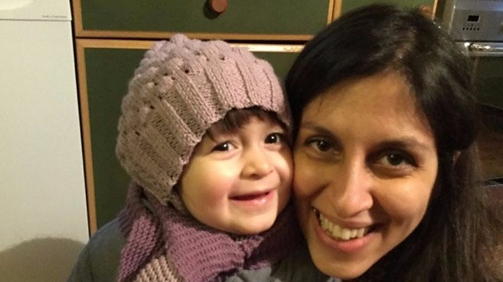 Britain take steps to protect woman detained in Iran
