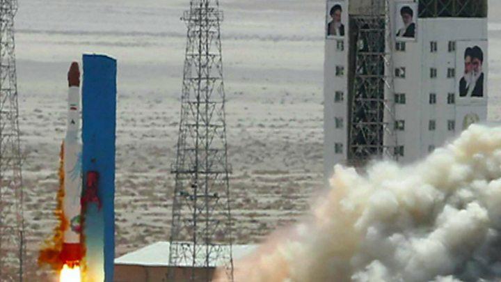 Risultati immagini per شکست ایران در پرتاب ماهواره پیام امیرکبیر
