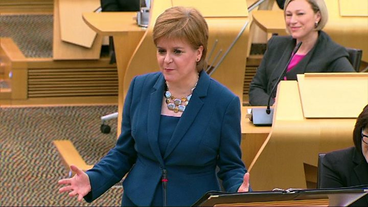 Sturgeon to set out indyref2 plans even if Brexit extended