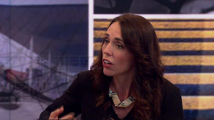 Backlash after NZ Prime Minister Jacinda Ardern challenged by BBC interviewer