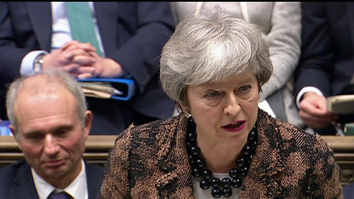Brexit: Theresa May scraps £65 fee for EU citizens to stay in UK