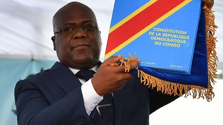 Image result for Felix Tshisekedi