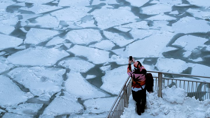 Polar vortex brings deadly cold snap to US states