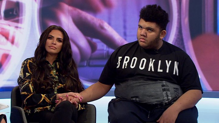 Katie Price considers residential care for son