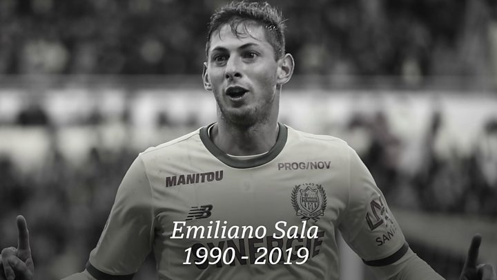 6fd4a337cd1 Emiliano Sala  Family s tribute to Cardiff City footballer - BBC News