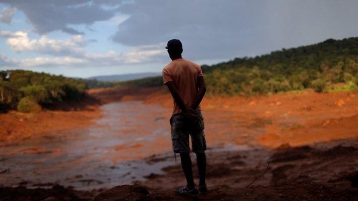Toll in Brazil dam disaster rises to 157 dead, 182 missing