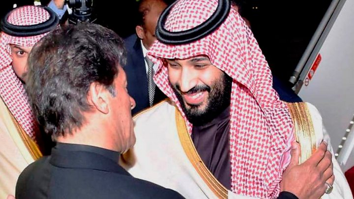 TestSaudi Arab to invest $100 bn in India, Modi welcomes announcement
