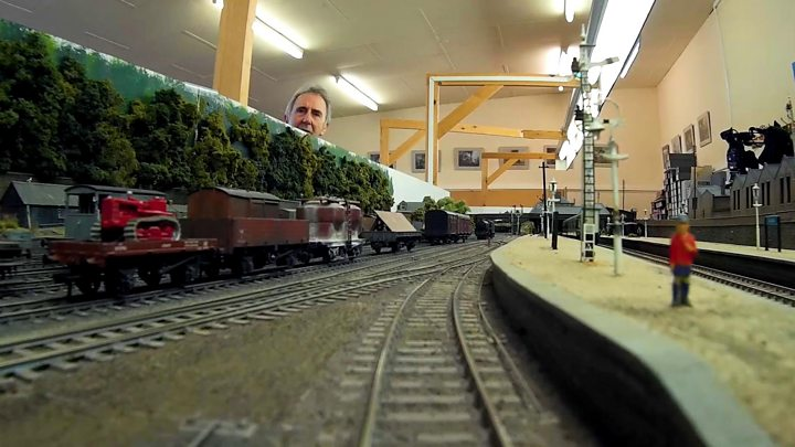 How to build the perfect model railway