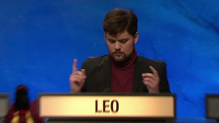 University Challenge: What's behind Freddy Leo's rapid buzzing?