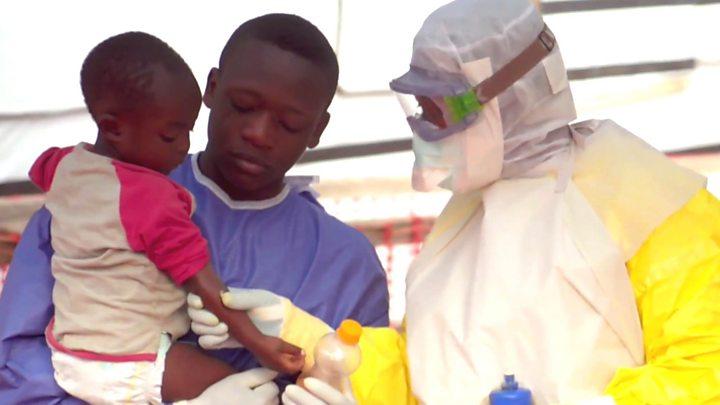DR Congo Ebola outbreak declared global health emergency