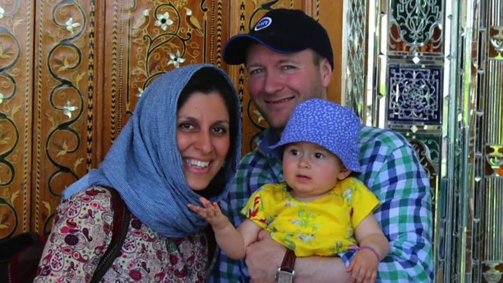 UK extends rare diplomatic protection to mother jailed in Iran