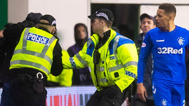 p0731wgs - Hibs fan admits confronting Rangers player