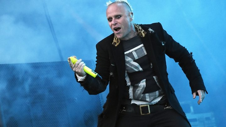 The Prodigy's Keith Flint: Cause of death confirmed