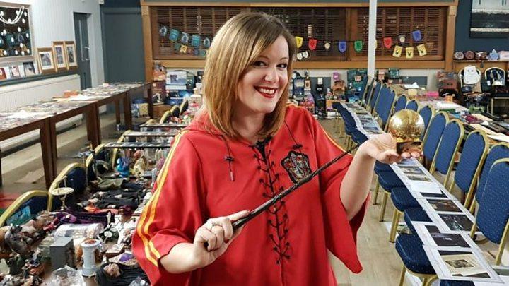 Harry Potter: Tonna fan bags memorabilia world record