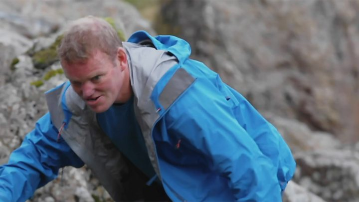 Anglesey man's autism helped by mountain hikes