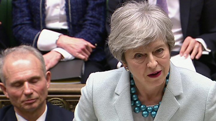 Brexit: MPs voting on plan to take control of process
