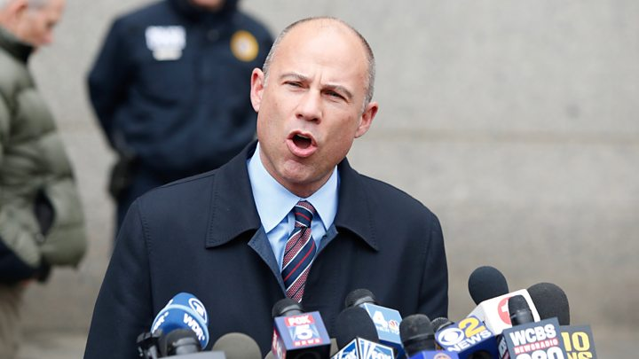Michael Avenatti 'living in El Chapo cell'