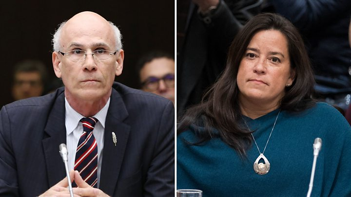 Five things in Wilson-Raybould's written evidence on the SNC-Lavalin affair